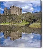 Dunvegan Castle - 1 Canvas Print