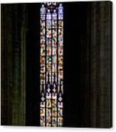 Duomo. Milano Miian Canvas Print