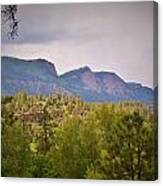 Durango Colorado Purgatory Canvas Print