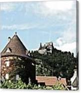 Durnstein Castle Canvas Print