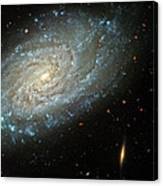 Dusty Galaxy Canvas Print