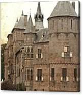 Dutch Castle Canvas Print