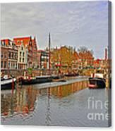 Dutch Living Canvas Print