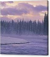 D.wiggett Kluane Np, Scenic, Yt Canvas Print