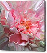 Dynamic Florals #21 Canvas Print