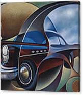 Dynamic Route 66 Canvas Print