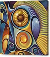 Dynamic Series #21 Canvas Print