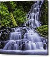 Eads Creek Falls Canvas Print