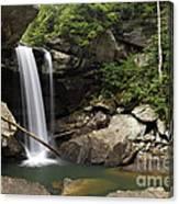 Eagle Falls - D002751 Canvas Print