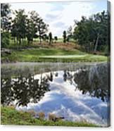 Eagle Knoll Golf Club - Hole Six Canvas Print