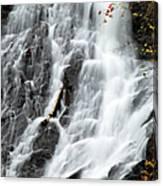 Eagle River Falls Canvas Print