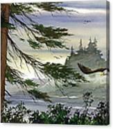 Eagles Flight Canvas Print