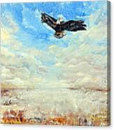 Eagles Unite Canvas Print