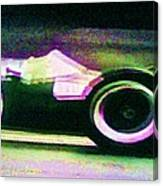 Early 60's F1 Racer Canvas Print