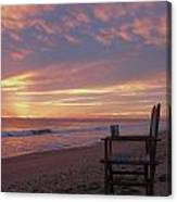 Early Moring Canvas Print