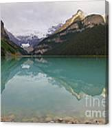 Early Morning At Lake Louise Canvas Print