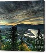 Early Morning From The Abby Canvas Print