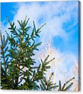 Early Spring - Featured 2 Canvas Print