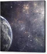 Earth Planet Canvas Print