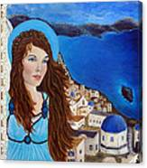 Earthangel Athena Canvas Print