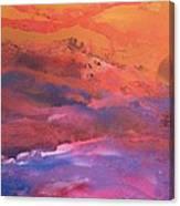 Earth's Canvas Canvas Print