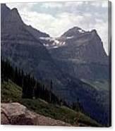 East Glacier National Park Canvas Print
