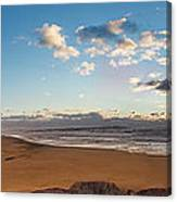 East Hampton Sunrise Canvas Print