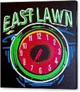 East Lawn Canvas Print