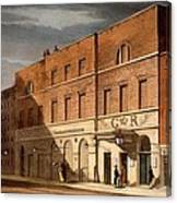East London Theatre, Formerly The Canvas Print
