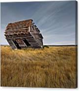 East Montana Texture Canvas Print