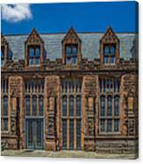 East Pyne Hall Canvas Print
