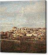 East Side Of Calahorra Canvas Print