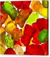 Easter Bunny Gummies 2 A Canvas Print
