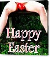 Easter Card 3 Canvas Print
