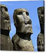Easter Island 16 Canvas Print