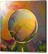 Easter Orb Canvas Print