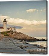 Eastern Point Lighthouse Canvas Print