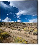 Eastern Sierras 10 Canvas Print