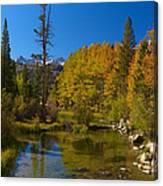 Eastern Sierras 16 Canvas Print