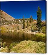 Eastern Sierras 18 Canvas Print