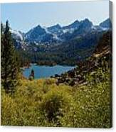 Eastern Sierras 22 Canvas Print