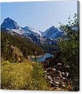 Eastern Sierras 23 Canvas Print
