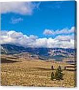 Eastern Sierras 25 Pano Canvas Print
