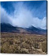 Eastern Sierras 6 Canvas Print