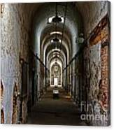 Eastern State Penitentiary 13 Canvas Print