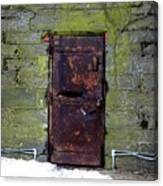 Eastern State Penitentiary 4 Canvas Print