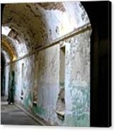 Eastern State Penitentiary 8 Canvas Print