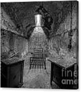 Eastern State Penitentiary Bw Canvas Print