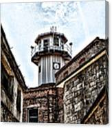 Eastern State Penitentiary Guard Tower Canvas Print