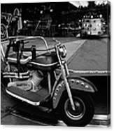 Easy Riders Canvas Print